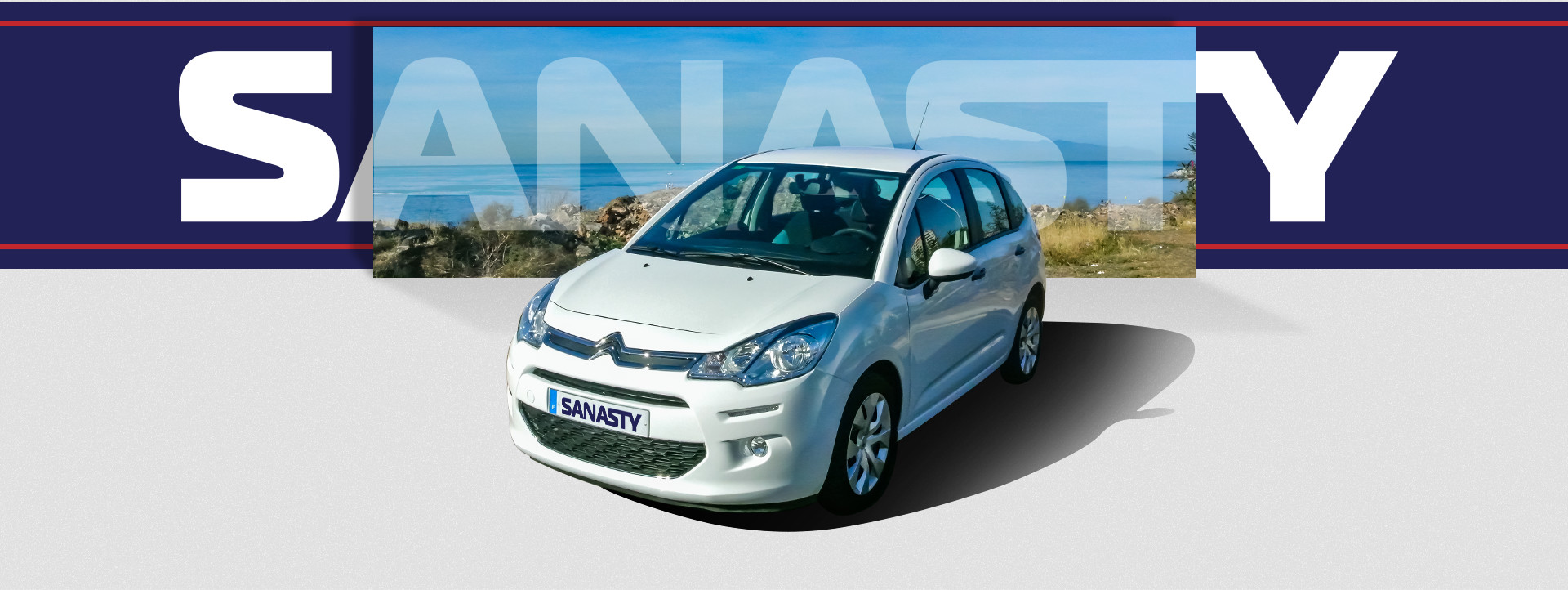 sanasty tenerife car hire with no charges